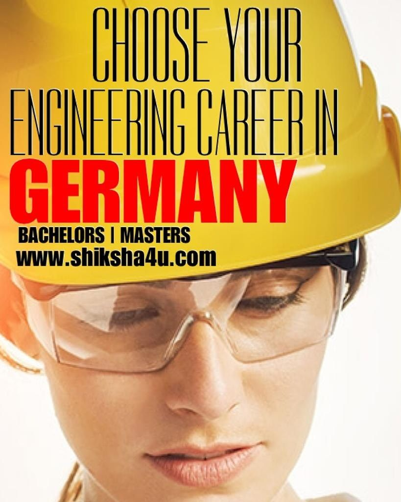 STUDY ENGINEERING IN GERMANY !!! Bachelor's & Masters