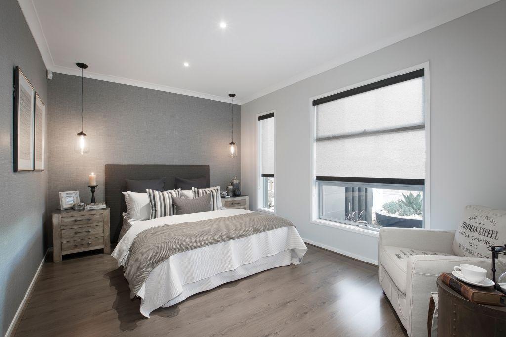 Randwick 24 Master Bedroom - Classic Master Bedroom Design ...