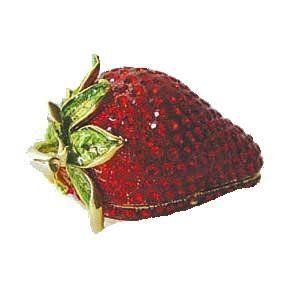 Strawberry Berry Box Swarovski Crystals 24K Gold Jewelry, Trinket or Pill Box FIGURINE Dazzlers,http://www.amazon.com/dp/B001KY8KOS/ref=cm_sw_r_pi_dp_5f-Lrb2C9DD848B4