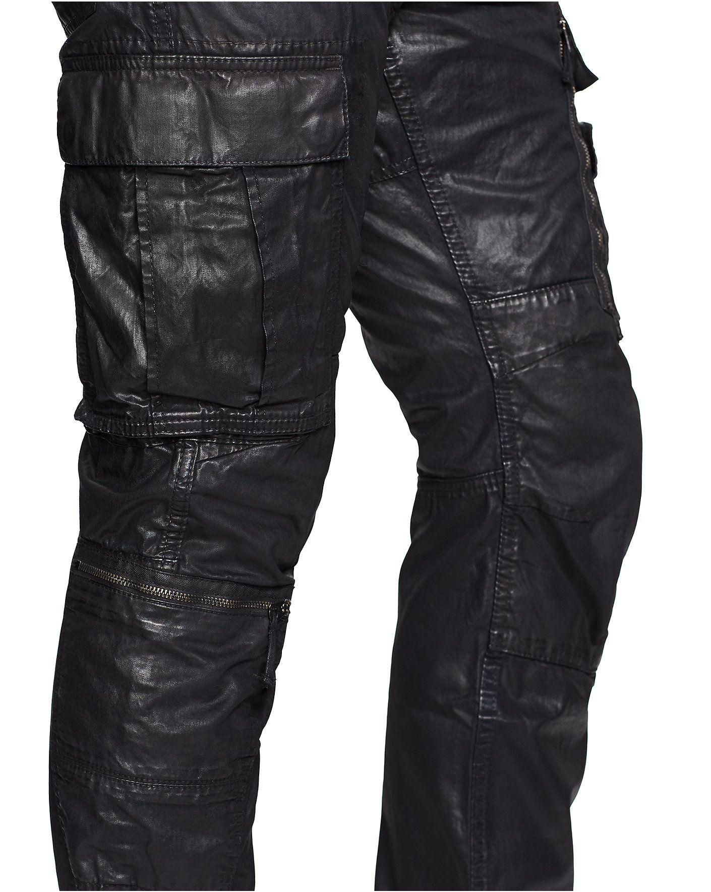 Coated Military Pant