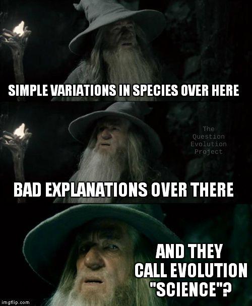 Evolutionary Truth by Piltdown Superman: Feral Fundamentalist Anti-Creationist Antics