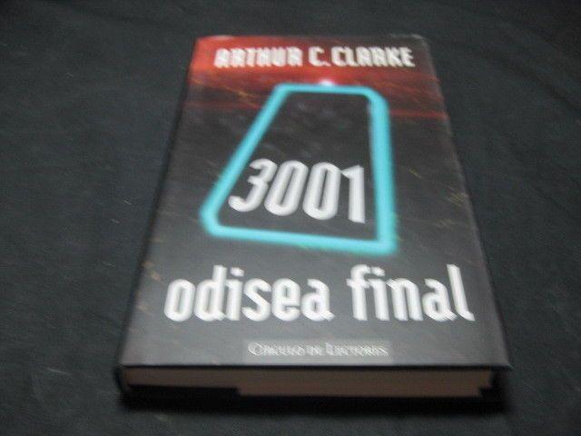 Libro 3001 Odisea Final - Arthur C. Clarke