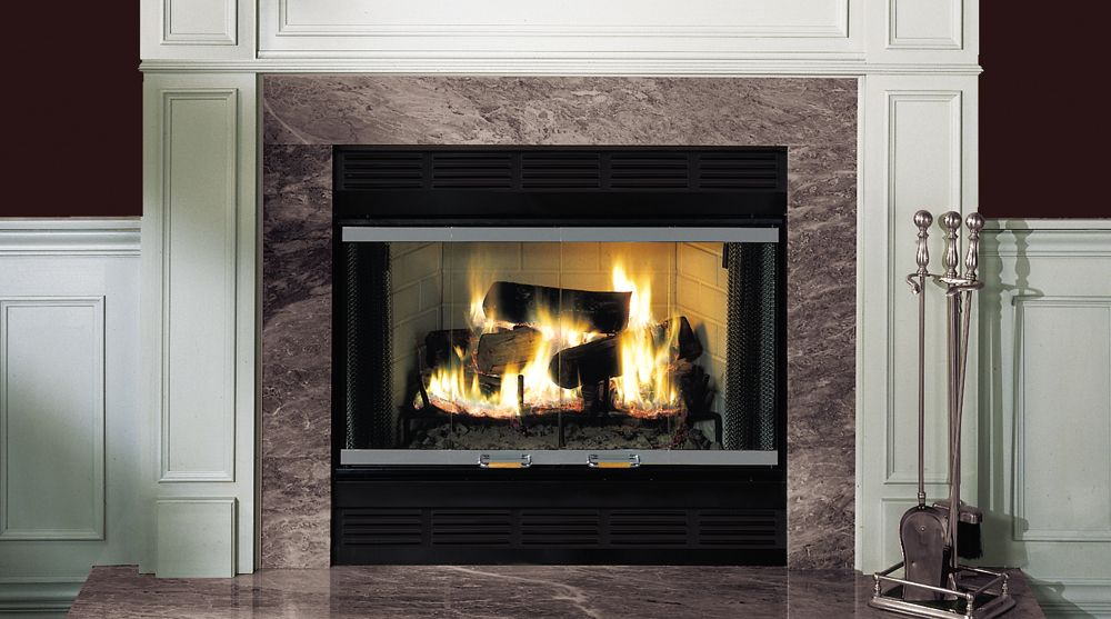 Fireplaces Royalton Wood Burning Fireplaces By Majestic Products