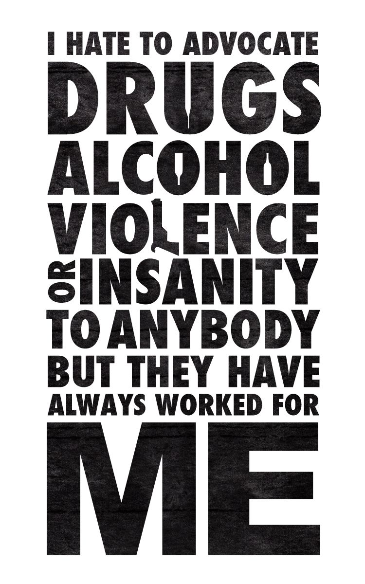 Quotes About Drugs Hunter Sthompson Quotes  Truths Wisdom And Inspirational