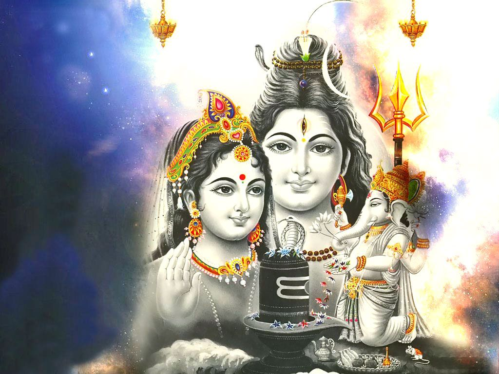 Free Download Jai Shiv Shankar Wallpapers Shiv Shakthi Shiva