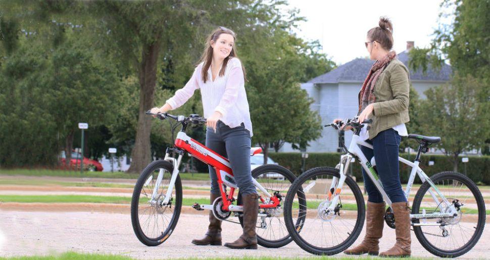 Eerider Elctric Bike For Fun And Fashion Bicycle Bike