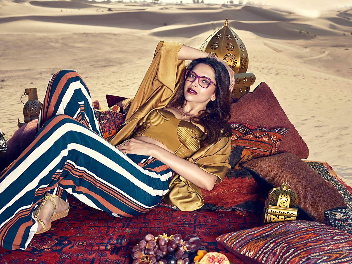 Vivid, radiant, captivating—and Deepika Padukone is ...