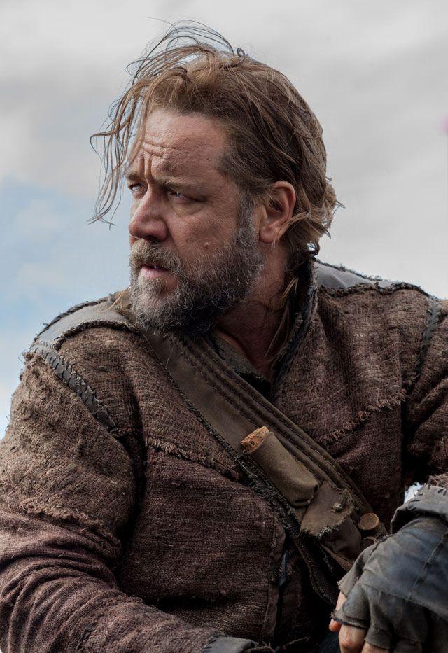 Rasel Krou Kao Noj U Filmu Oskarovca Darena Alfonskog Noah Movie Russell Crowe Darren Aronofsky