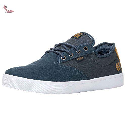 Etnies Fader 1.5, Chaussures de Skateboard Homme, Blanc (White/Black/Black), 44 EU