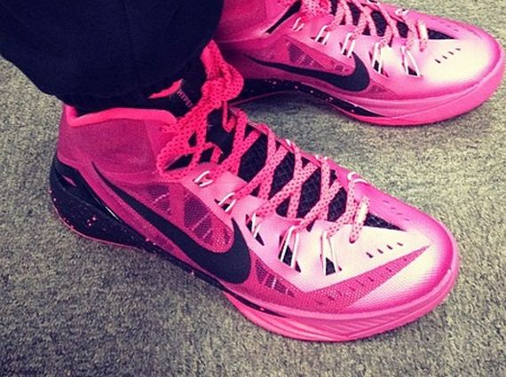 the latest 28775 c36d2 nike hyperdunk 2014 think pink Nike Hyperdunk 2014 Think Pink