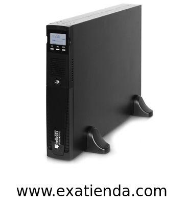 Ya disponible Sai Riello vision vsd2200   (por sólo 791.95 € IVA incluído):   - Potencia: 2200VA/1980W  - Entrada Tensión nominal: 220-230-240 Vac Rango de tensión sin intervención de la batería: 162 Vac menor que  Vin menor que  290 Vac Tensión máxima admitida: 300 V Frecuencia nominal: 50 or 60 Hz ±5Hz Rango de frecuencia: 50 Hz ± 5% / 60 Hz ± 5% Factor de potencia: mayor que  0.98 Distorsión de la corriente: =7%  - Salida Distorsión de tensión con carga lin