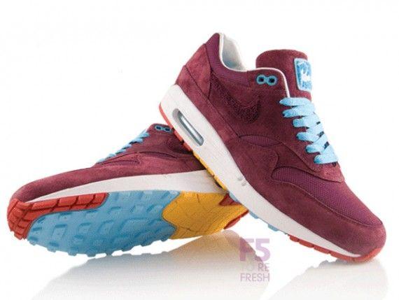 Best Latest Men Piet Parra X Nike Air Max 1 White Multi