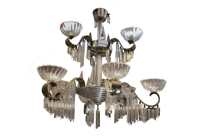 Salviati murano glass chandelier lampadario in vetro di murano