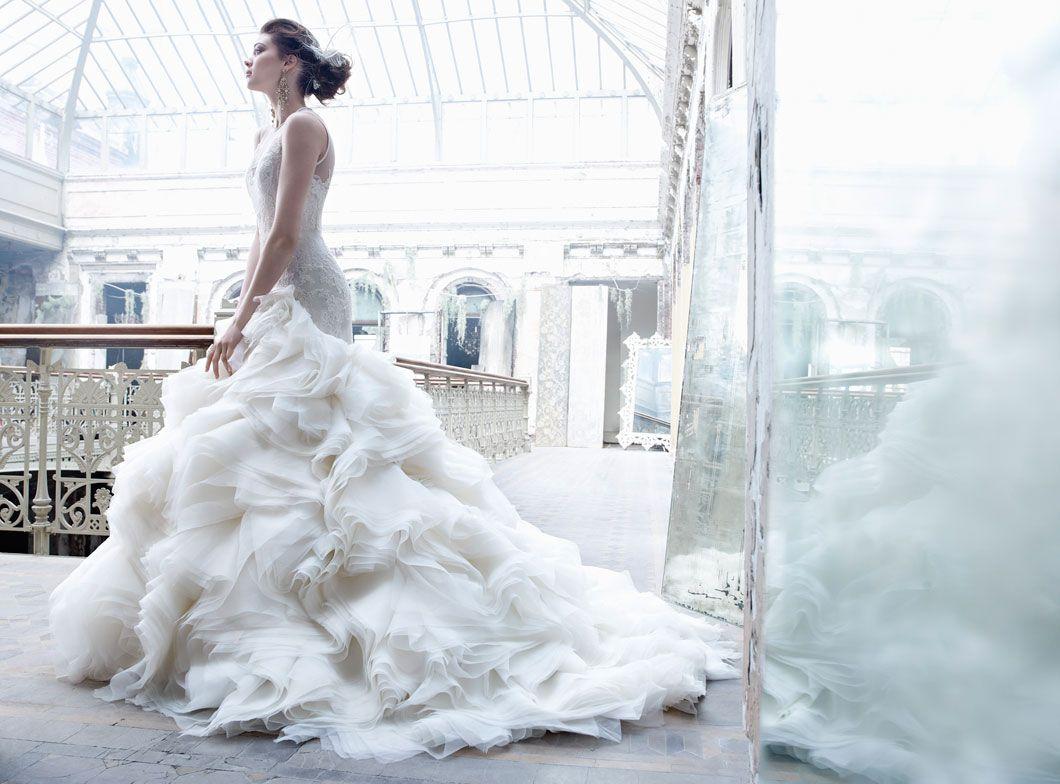 Lazaro 2012 Fall Bridal Collection