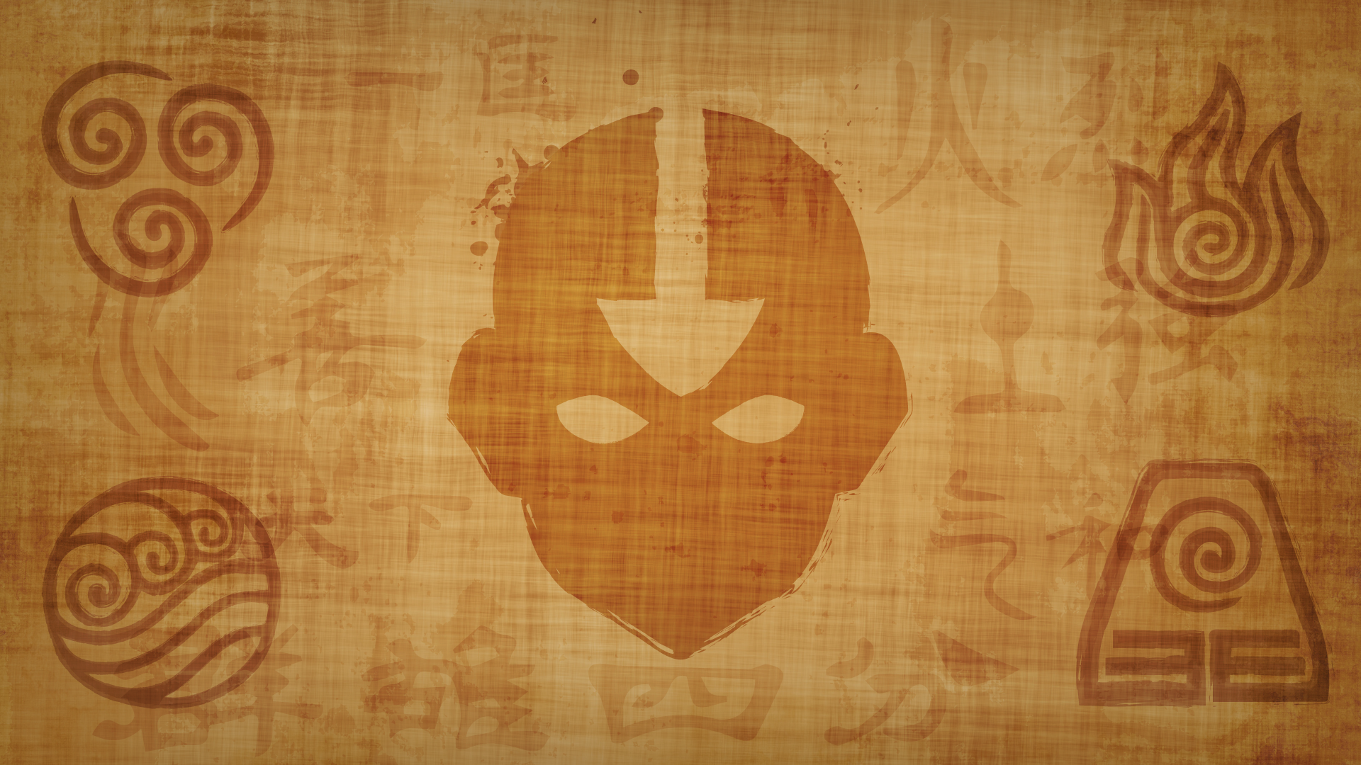 The Last Airbender Wallpapers Avatar The Last Airbender The Last Airbender Cute Laptop Wallpaper