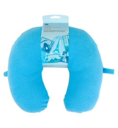 Buy Comfy Sleeper Neck Pillow - Travel - Boots