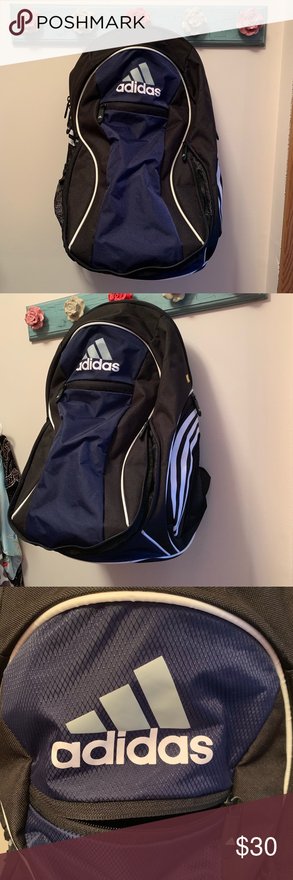 043d9f37452 Adidas soccer bag Like brand new, hardly used, clean, great quality adidas  Bags