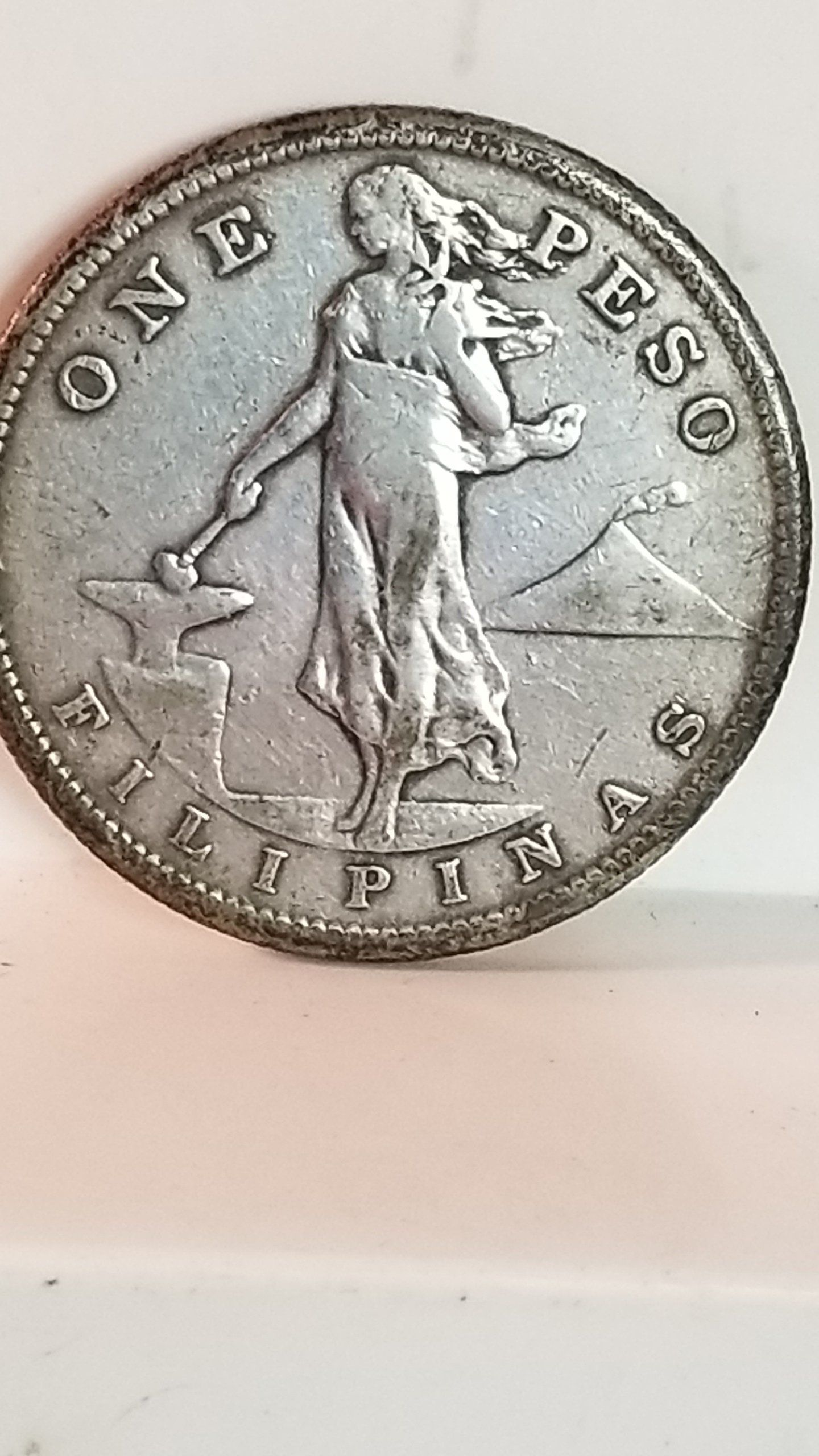 Philippines Silver Coin
