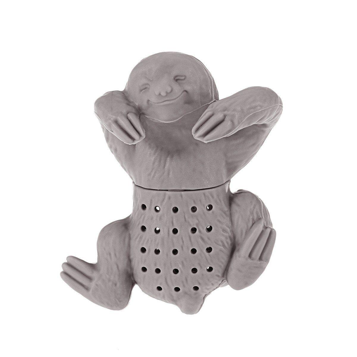 Silicone Sloth Tea Infuser Creative Tea Bag Filter Strainer For