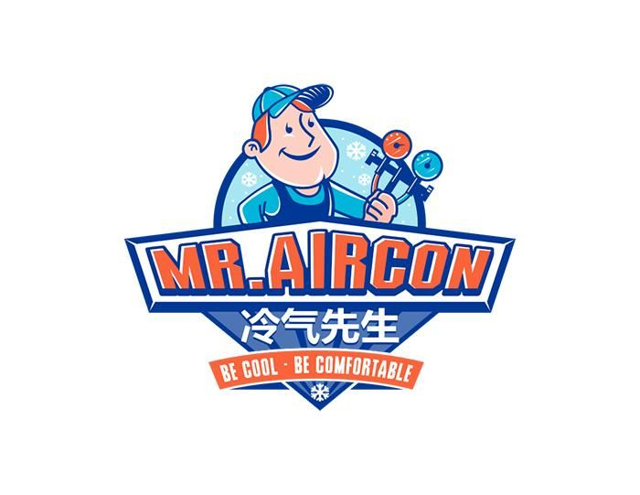 Mr Aircon Heating Airconditioning Plumbing Propanegas Electrical Residential And Light Commercial Air Air Conditioning Logo Plumbing Logo Company Logo