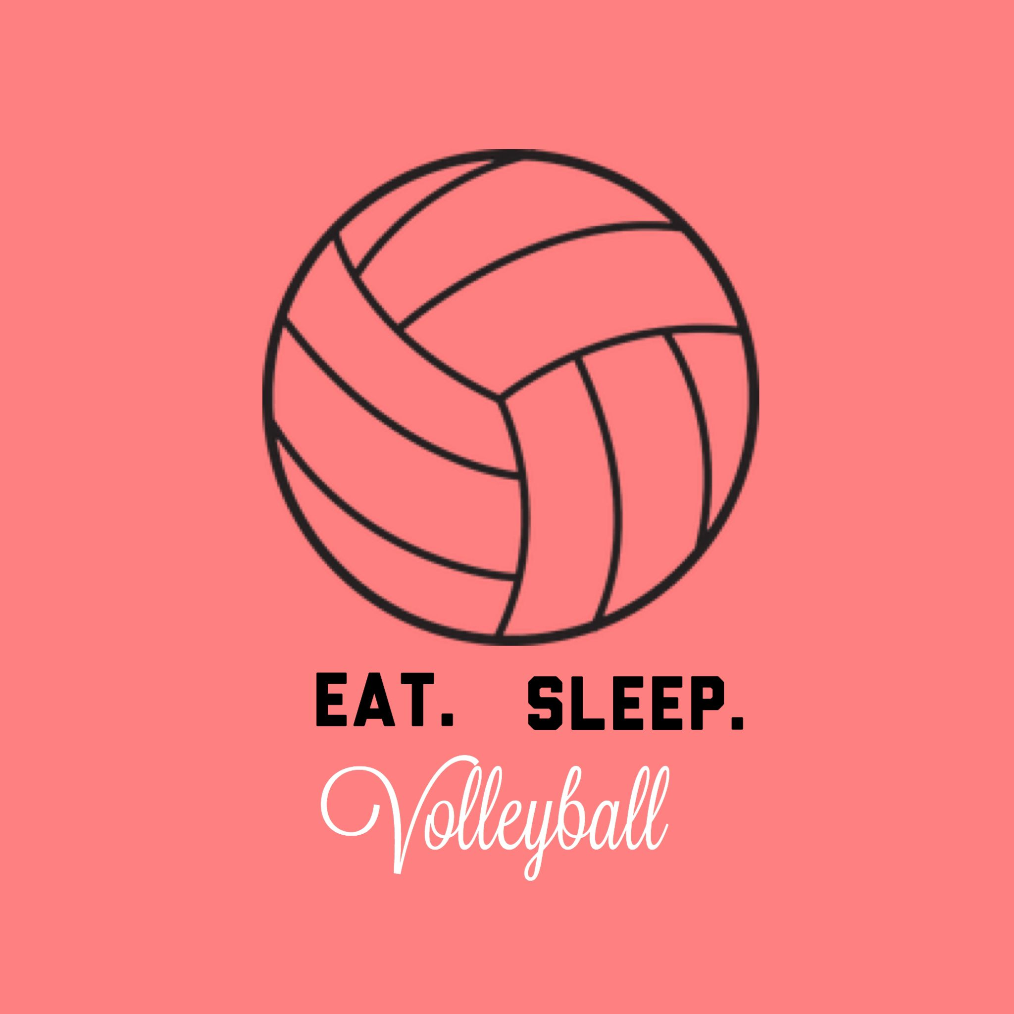 Eat Sleep Volleyball In 2020 Volleyball Humor Volleyball Quotes Volleyball