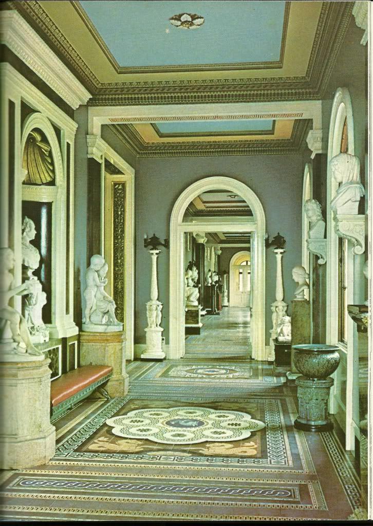 Chatsworth House Room: Ground Floor Corridor Photo OsborneHouse