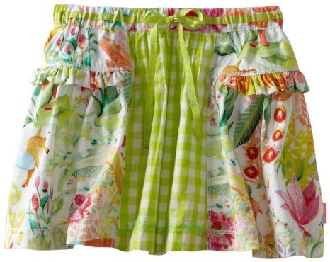 Oilily Girls 2-6X Scooby Skirt: Clothing http://junkyskidz.weebly.com/girls-fashion.html - #junkydotcom kids