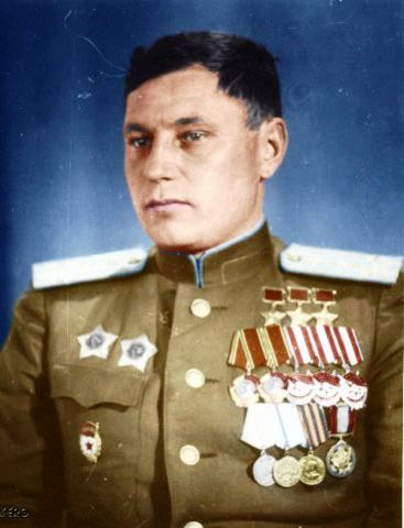 Pokryshkin was, in addition to his three Hero of the Soviet Union golden stars, awarded four Orders of Lenin, Order of the October Revolutio...
