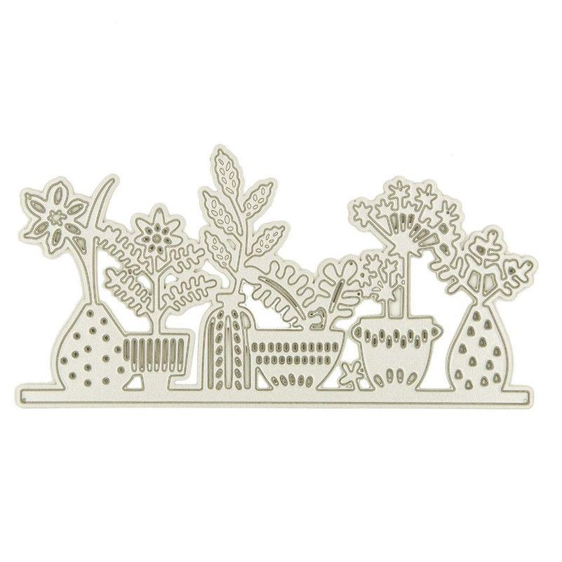 60 Types Metal Cutting Dies Stencil Scrapbook Album Paper Card Craft DIY Decor