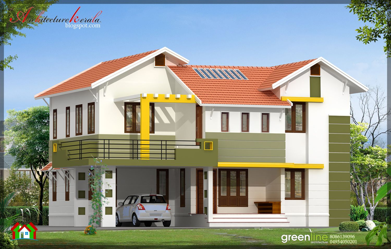 Architecture Kerala May 2012 Small House Design Philippines Simple House Design Kerala House Design