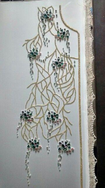Pin By Najiba El Alami On Style Inspiration Pinterest Embroidery