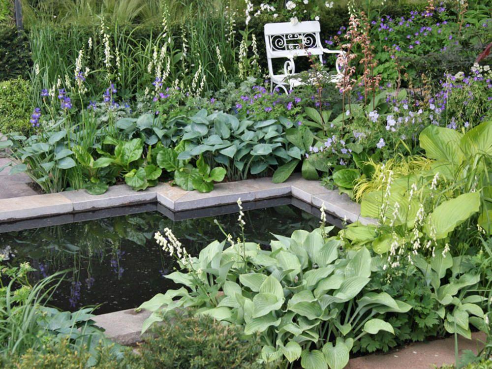 11 Gartentrends Fur Die Neue Saison Garten Ideen Gestaltung Vorgarten Wasserbecken Garten Bepflanzung