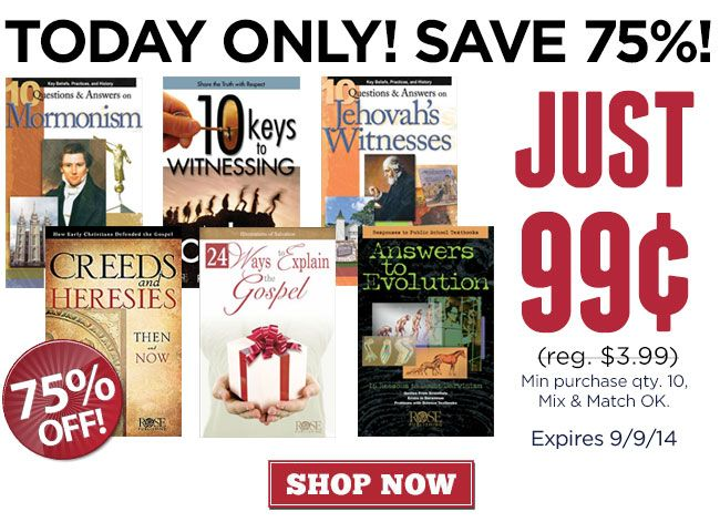 coupons for gospel publishing