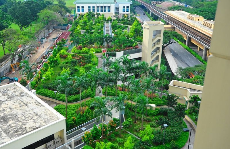 Projects Skyrise Greenery Landscape And Urbanism Green Architecture Sustainable Architecture
