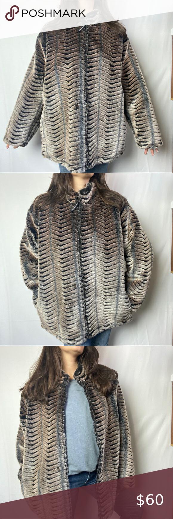 Black Mountain Jacket Mountain Jacket Fur Hood Jacket Faux Fur Trim Coat [ 1740 x 580 Pixel ]