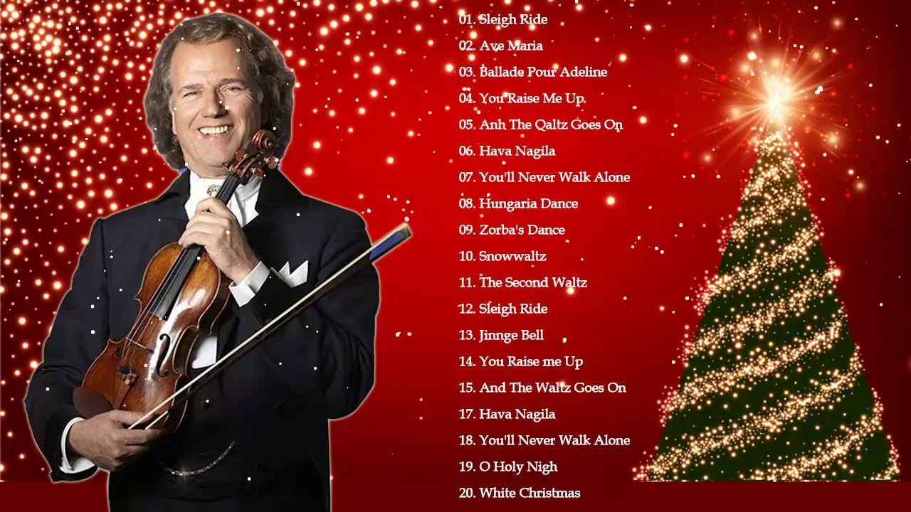 Andre Rieu Christmas Song 2020 🎄 Andre Rieu Christmas Song