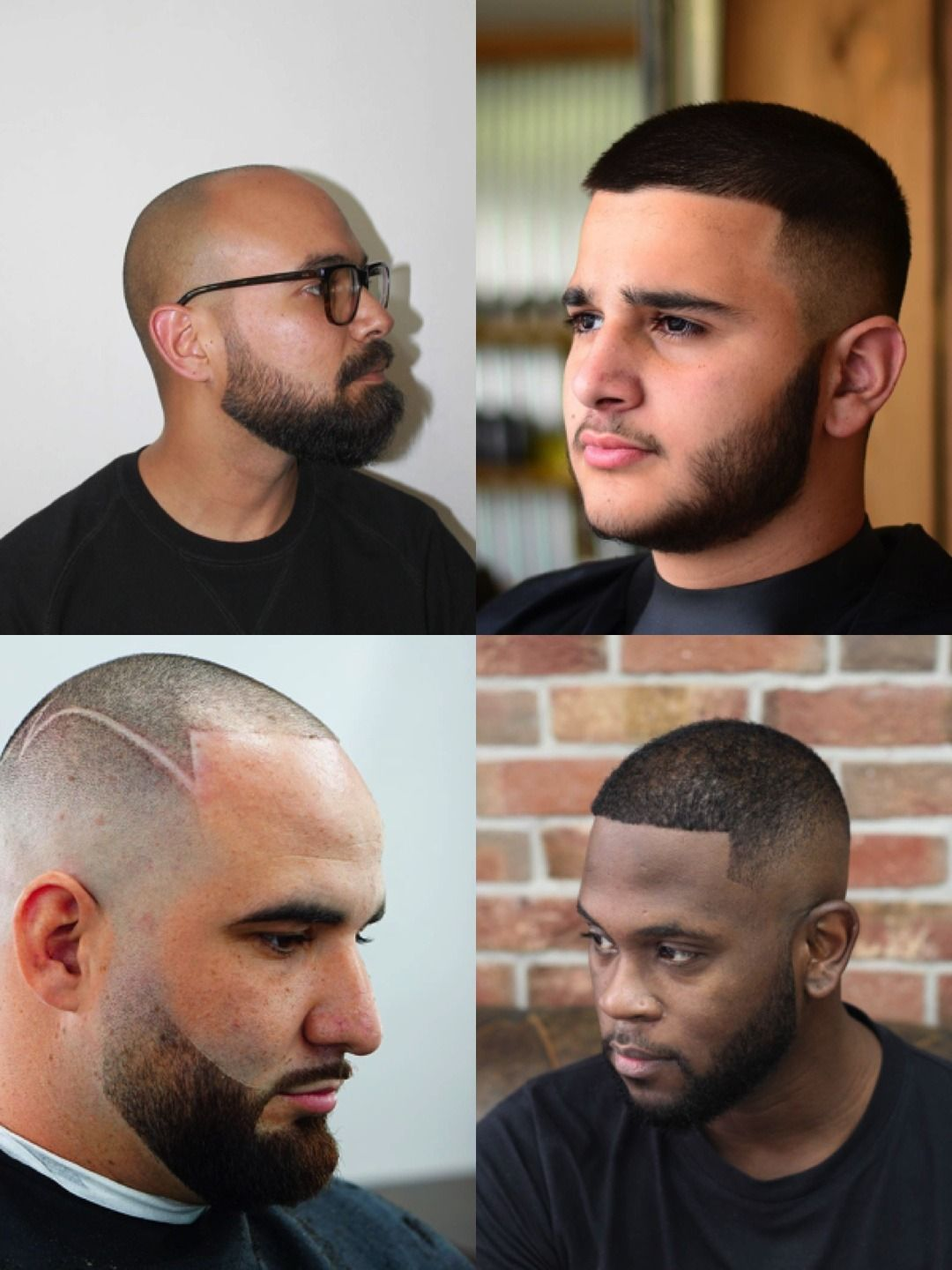 Pin on Buzz cut for men