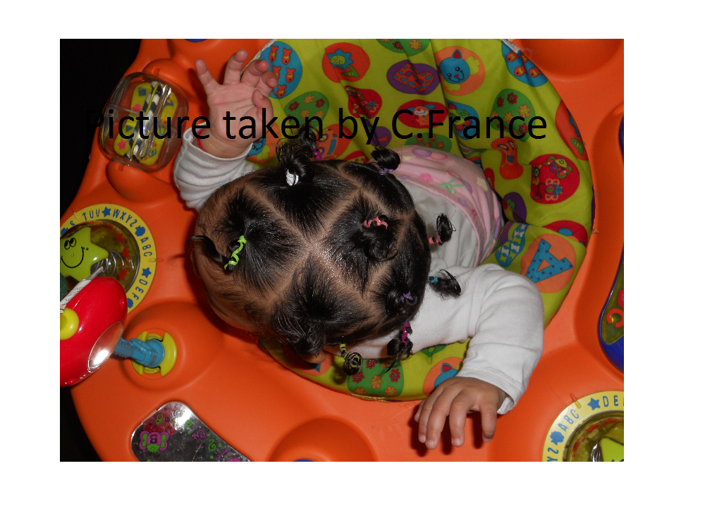 My 5 Month Old Baby S Hair Baby Girl Hair Black Baby Hairstyles Baby Girl Hairstyles