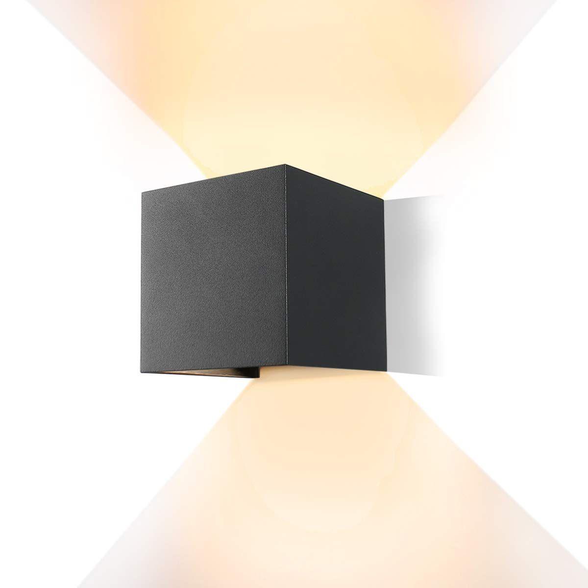 kernorv modern led wall sconce