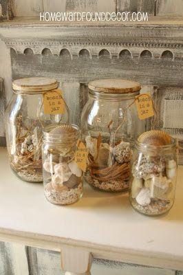 Homewardfound Decor 5 Ideas For Seashell Displays Seashell Display Sea Shell Decor Seashell Crafts