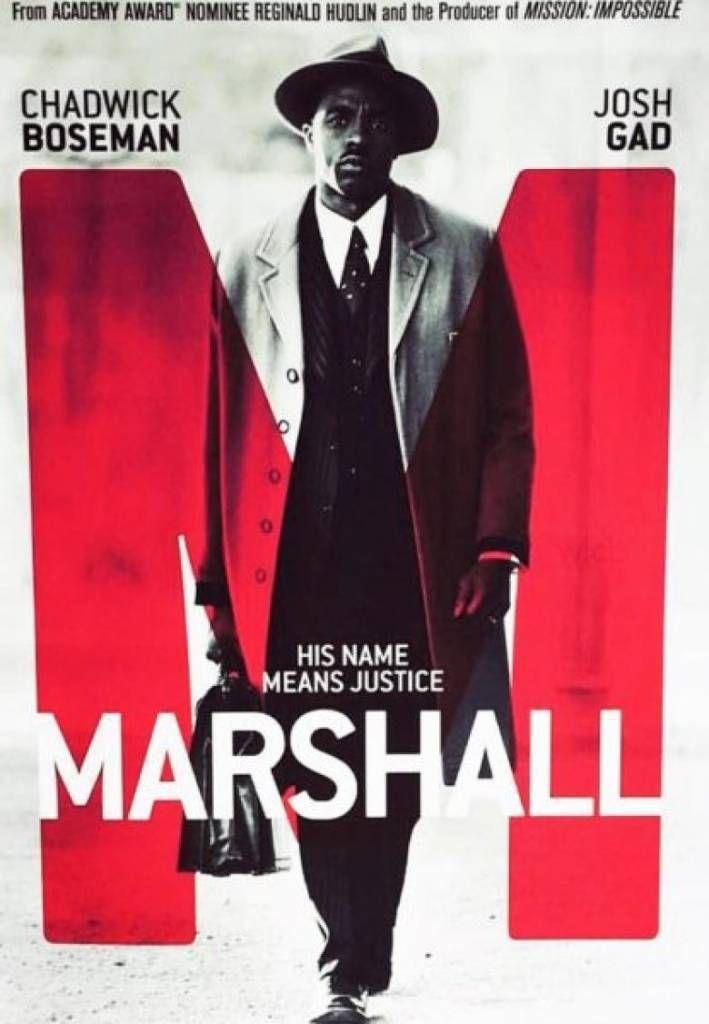 1st Trailer For Thurgood Marshall Biopic Starring Chadwick Boseman