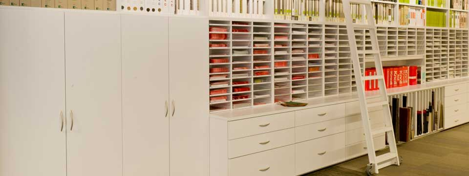 Mailroom Furniture Saves The Landfills