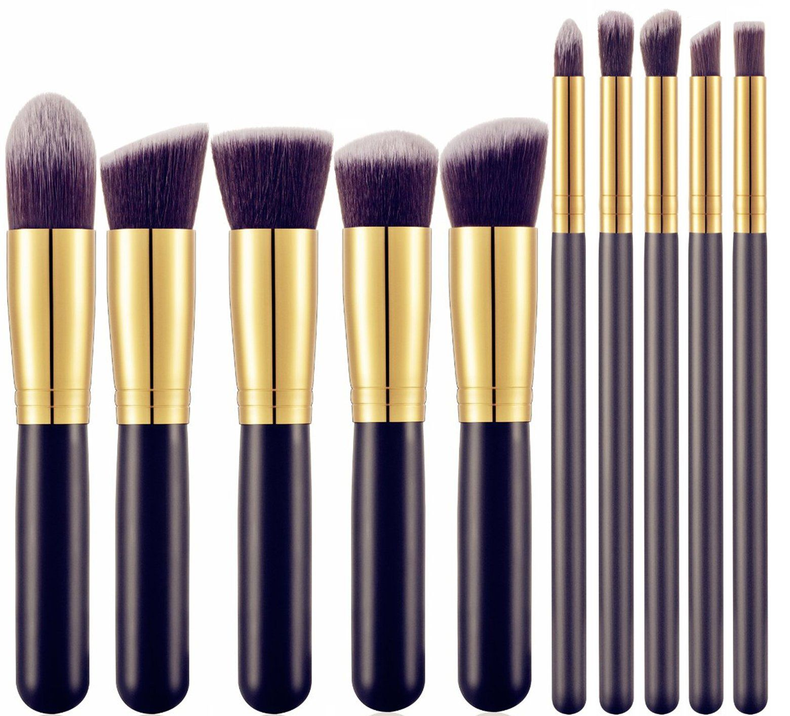 BSMALL(TM) Premium Synthetic Kabuki Makeup Brush Set