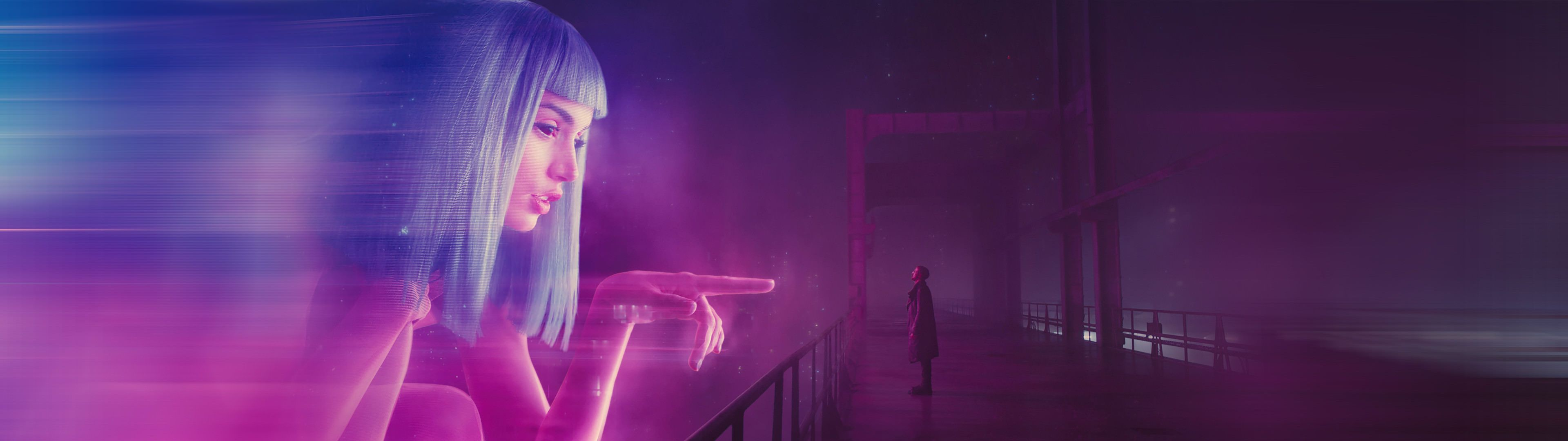 Blade Runner 2049 Ultrawide [3840x1080] Psychedelic