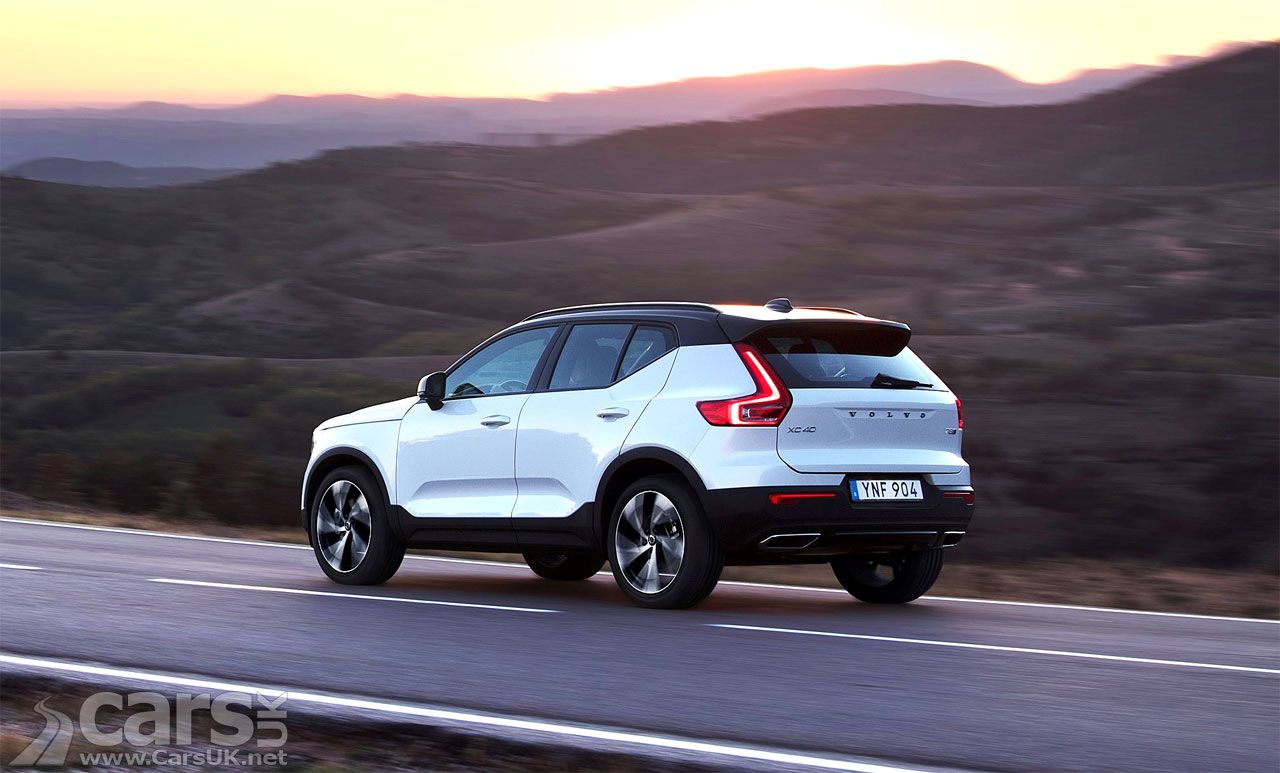 Volvo Xc40 Is Volvo S Best Selling Car In The Uk As Volvo Sales Continue To Grow Cars Uk Cars Uk Volvo Car Ins