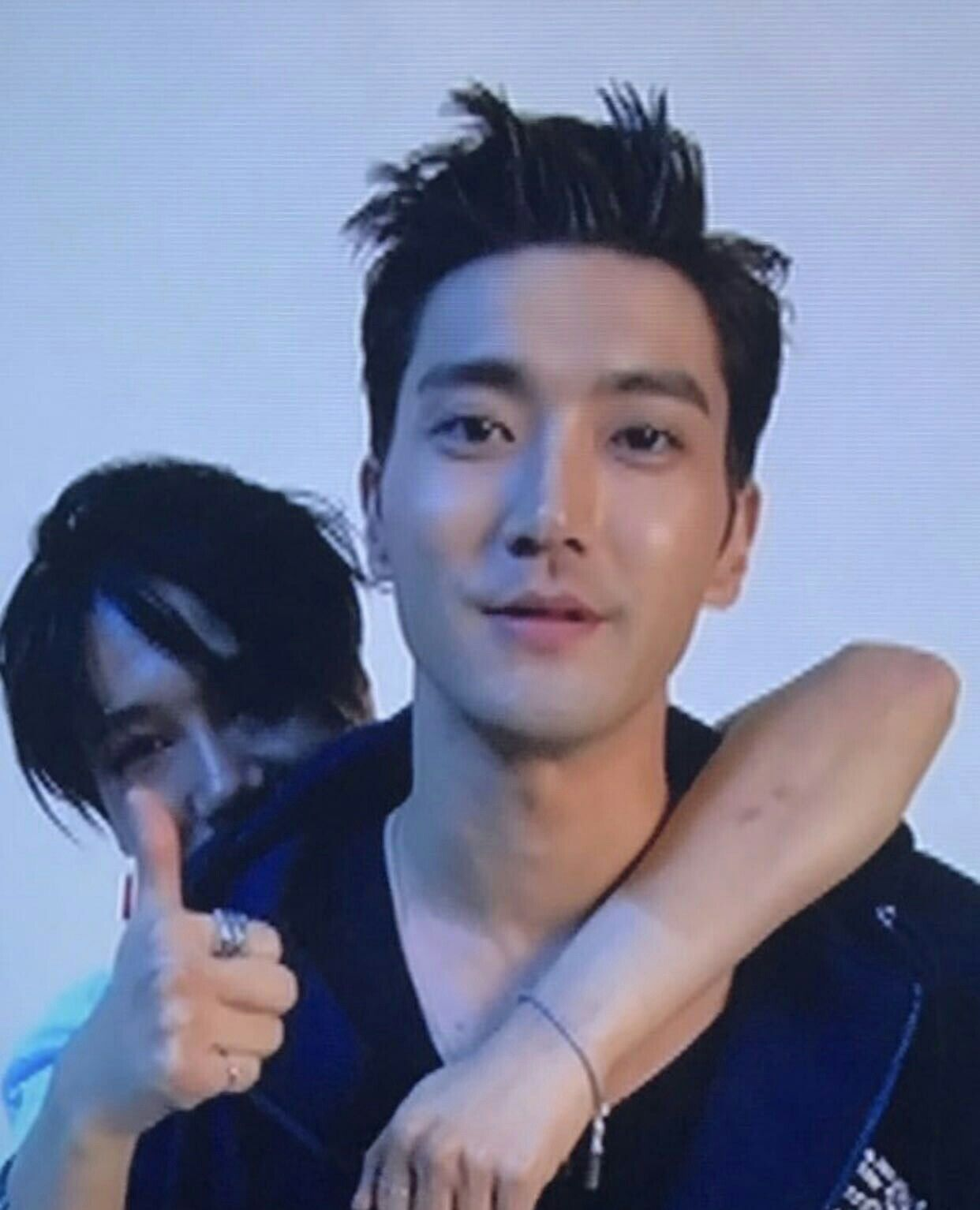 Yesung And Siwon Super Junior Super Junior 2017 Yesung Super Junior Super Junior