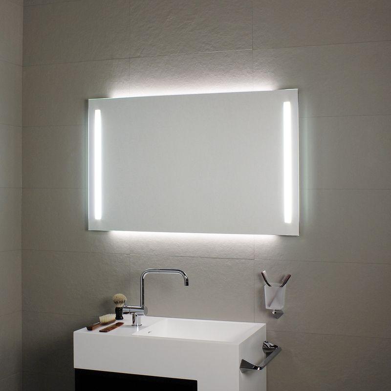 Miroir Simple De Salle De Bain Mirror Home Decor Led