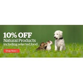 Save 10 On Natural Food Treats And More Pet Co Nz Bargain