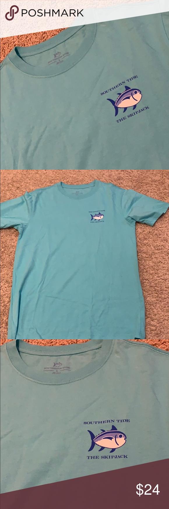 Southern Tide Graphic Logo T Shirt Nwot Long Sleeve Tshirt Men Tshirt Logo Southern Tide