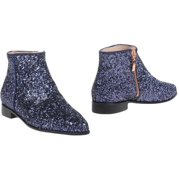 Anna Baiguera Ankle Boots ($154) ❤ liked on Polyvore featuring ...
